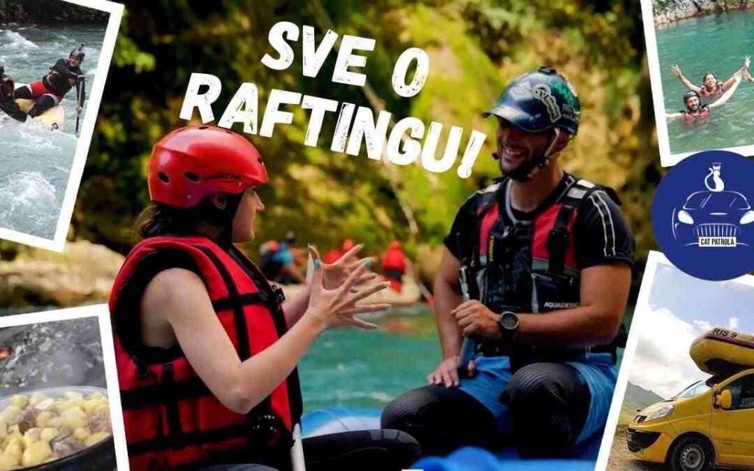 "Rafting na Tari – Rafting klub ""Tri vodenice"" / CAT PATROLA 50 (VIDEO)"