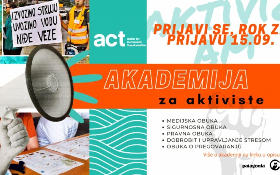 Akademija za aktiviste