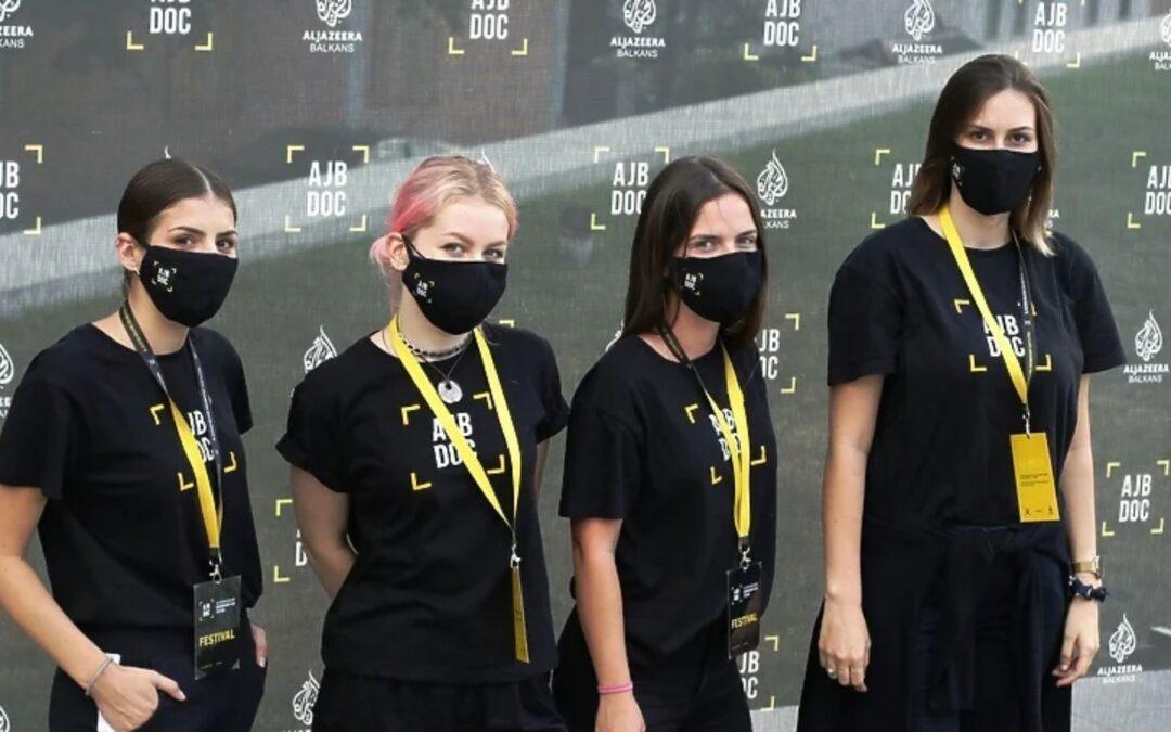 Volontirajte na AJB DOC Film Festivalu u Sarajevu
