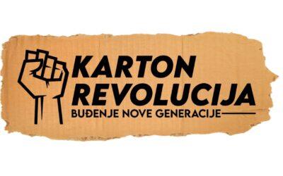 Pridruži se Karton revoluciji – Buđenje nove generacije!