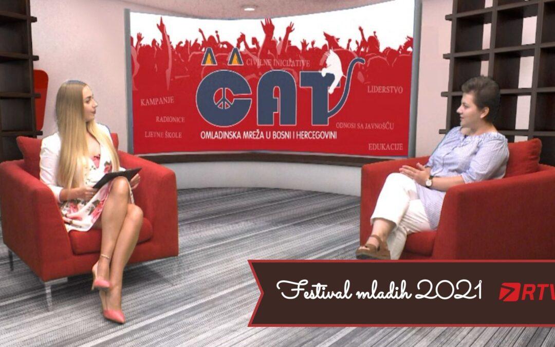 Festival mladih, Amra Avdaković | Sa mačkama u zajednici (VIDEO)