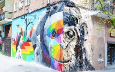 STREET ART: Murali koji veličaju ujedinjenje, mir i nužnost dijaloga