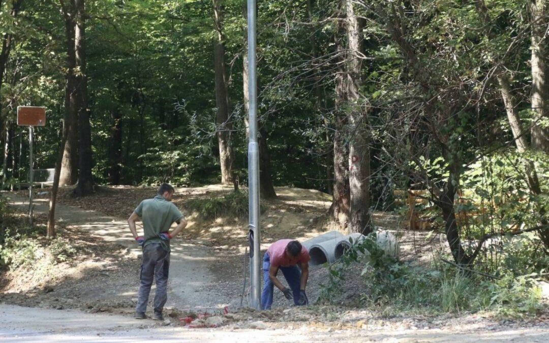 Tuzlansko izletište Ilinčica postaje rekreativni kompleks: Vidikovci, piknik zone i dom prirode