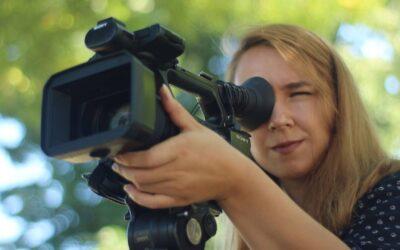 Harisa Dautović: Iza kamere stojim ja – sa stativom koji je veći od mene