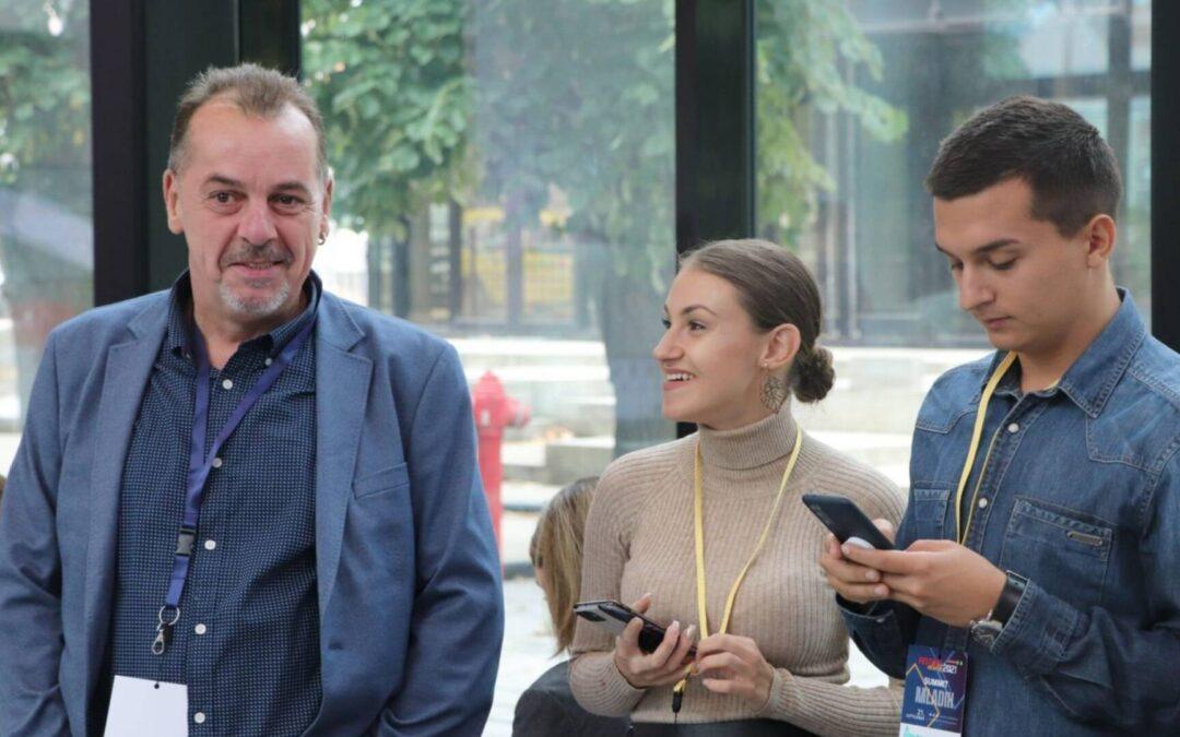 Svečano otvoren prvi Summit mladih u Tuzlanskom kantonu (FOTO)