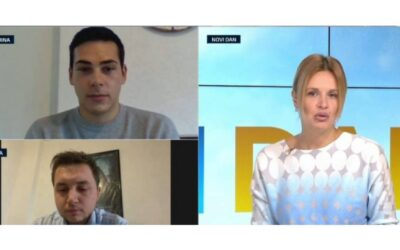 Mladi bh. aktivisti poručili političarima: Mi vam nećemo u rat! (VIDEO)