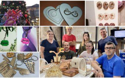 Zaposlenici isključivo osobe sa invaliditetom: Intrag gift shop Tuzla pravi unikatne poklone za svačiji ukus