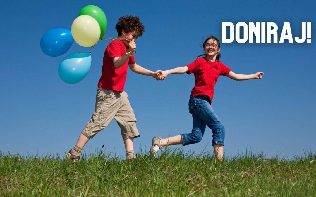 Trčimo za djecu bez roditeljskog staranja